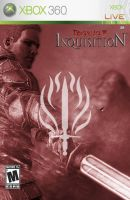 Dragon Age III: Inquisition Cullen Cover Art by RedVirtuoso