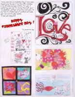 valentines 2013 free printable by funkypam