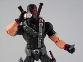 Weapon X Deadpool 2 by AnthonysCustoms