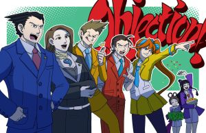 OBJECTION! by raesquared