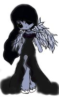 Raven for MyLittleJessy by sailor-mini-mars