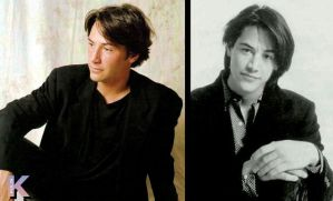 Innocent Keanu by isabelzavoranu