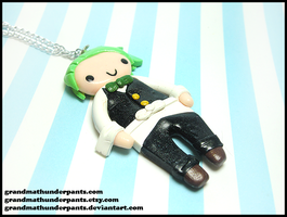 Cilan Necklace by GrandmaThunderpants