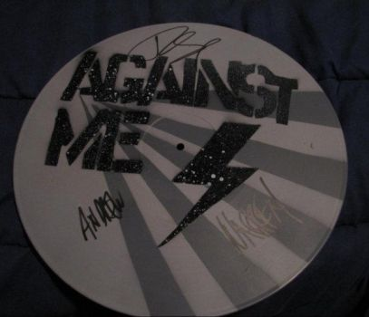 against me stencil by britt49