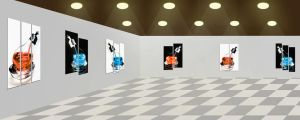 Virtual Gallery by Joe-Lynn-Design