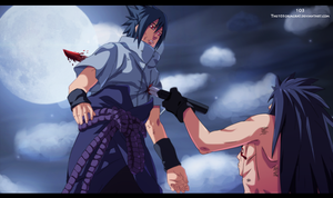 Naruto 661 by the103orjagrat