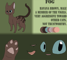 [Reference Commission] Fog by nooks-crannies