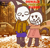 Freewheelin' Oswald by HCShannon