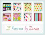 Patterns 23 by Ransie3