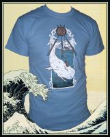 Moby Dick - Shirt by scumbugg