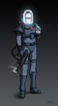 Mr. Freeze by Blazbaros
