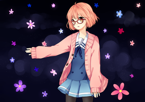 beyond the boundary by bluepluu