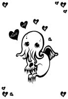 From Cthulhu with love by cydienne