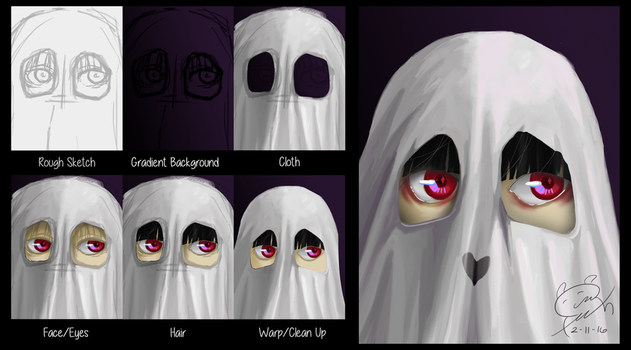 That No Effort Halloween Costume by tinystargazer