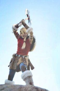 HTTYD2: Astrid 4 by Stealthos-Aurion