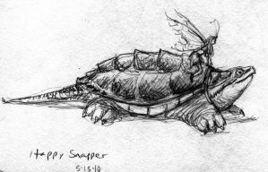 Happy Snapper by NycterisA