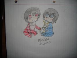 bloody babies by rie-ushio