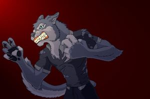 Werewolf Tf up dated by Wolf-DX