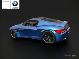 BMW ZR Coupe 2 by LucianP