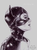 Catwoman by Neko-Animel