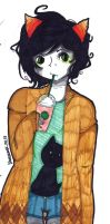 Hipster Nepeta by TravelersDaughter