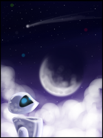 .:: Star gazing ::. by PurpleRAGE9205