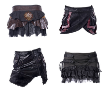 PapperDoll Skirts 2 by mysticmorning