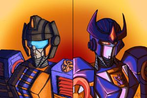 Punch/Counterpunch by TheButterfly