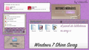 Windows 7 Shine Swag by TutosVaalu