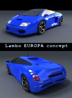 lambo europa by TheUncle