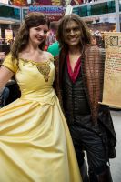 SDCC Rumbelle by Eveningarwen