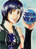 AC Yuffie: 5000 Views by Chinese-Shinigami
