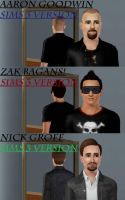 GAC Sims 3 Version TWO by SailorMoon190