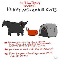 Neurosis Cats - Strategy Guide, Part I by shioneh