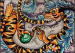 ACEO - Talentha (1) by Ember-Eyes