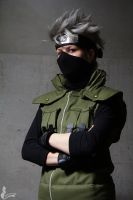 Kakashi by greengreencat