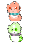 Scarfblob Adopts 2 by ReedAdopts