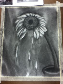 Dying Flower by Miss-Misery13