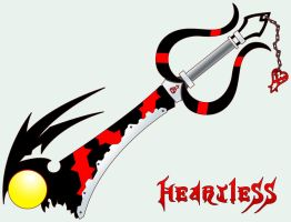 heartless keyblade V2.0 by N647