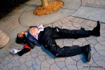 Sebastian: Playing Dead by vincent-h-nguyen