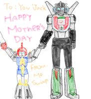 Happy Mother's Day You 'Jack by hcjlin