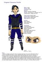 Original Character Profile - Lucas by squidge16