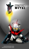 MAzinger Metal by ataud