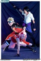 Team 7 Naruto Shippuden by Uchiha-Joey