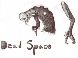Dead Space Concept by ThePossessedPuppet
