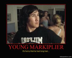 Young Markiplier by MalGirl101