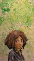 Nneka by Criscat
