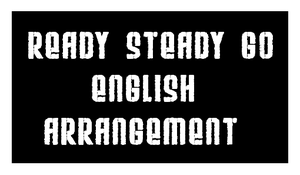 Ready Steady Go -Engish Arr.- by SonicRocksMySocks