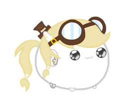 Clockwork Chubbie by ninnymuffin