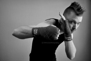 Boxing. by BPinzonPhotography